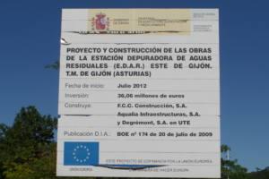 La Estación Depuradora d'Agües Residuales de Xixón-Esti