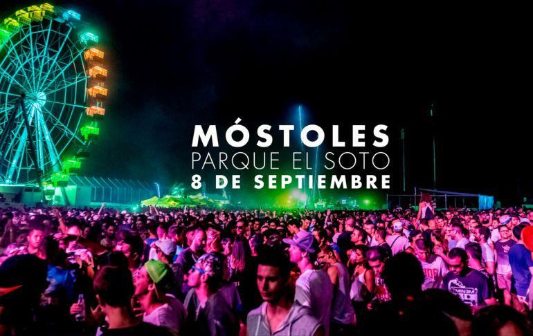 Exigen eliminar Parque El Soto de la publicidad del Festival Amanecer Bailando 2018