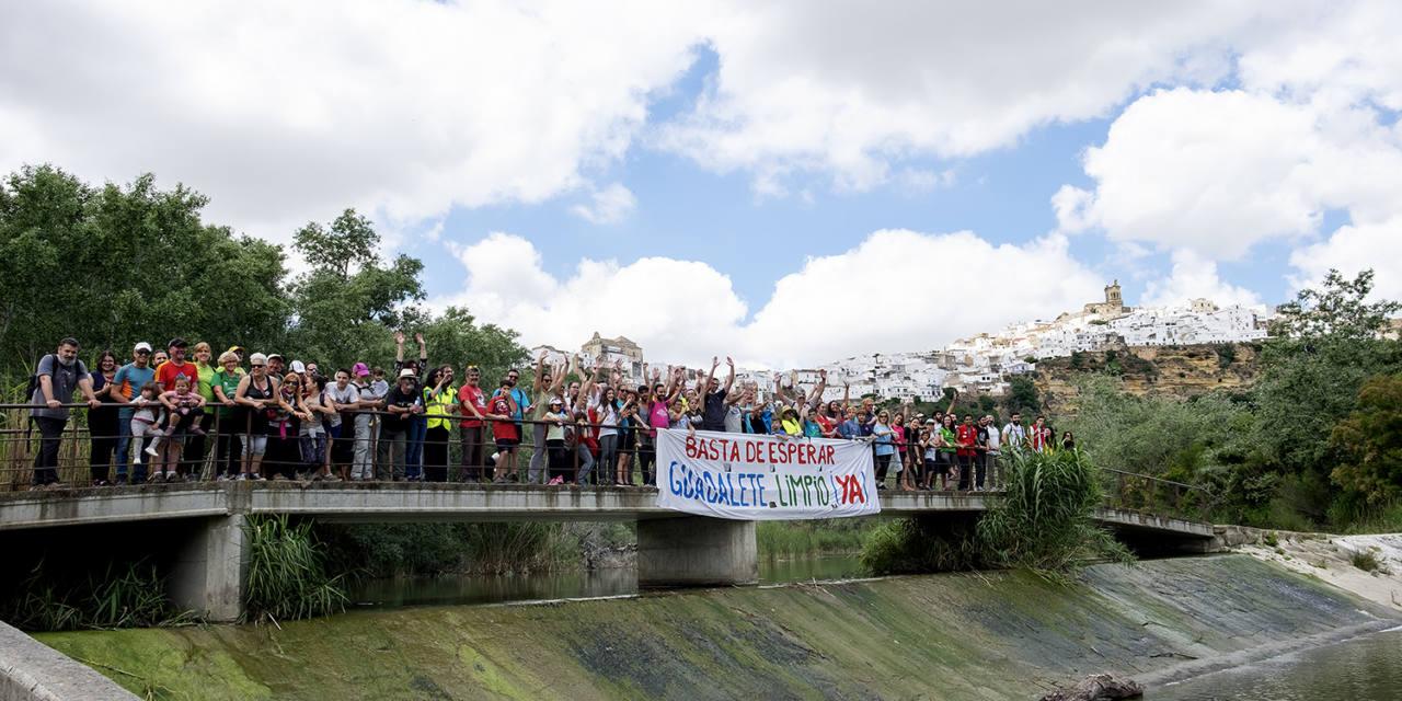 Un nuevo flete para el río Guadalete