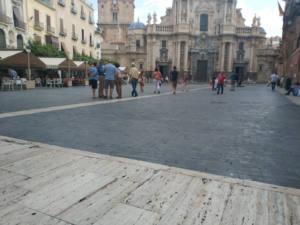 Piden estudiar el efecto «isla térmica» de Murcia