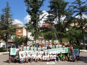 La XIX asamblea andaluza reivindica la protección de la Sierra Sur de Jaén