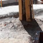 Las obras en las calles de Madrid dañan el arbolado urbano