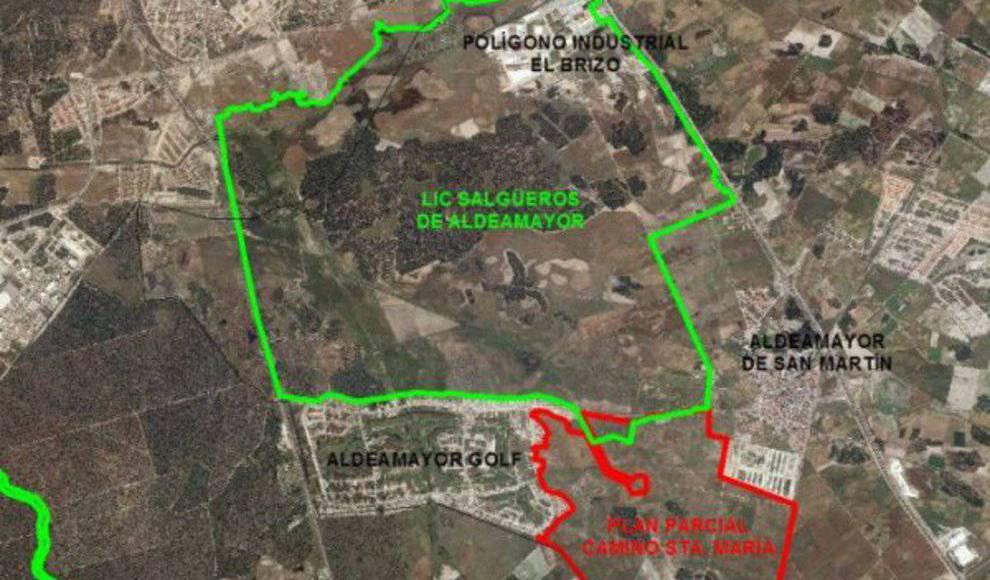 Urbanismo rectifica y admite ahora la Ciudad de la Salud de Metrovacesa en Aldeamayor