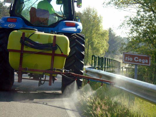 La peste de los pesticidas