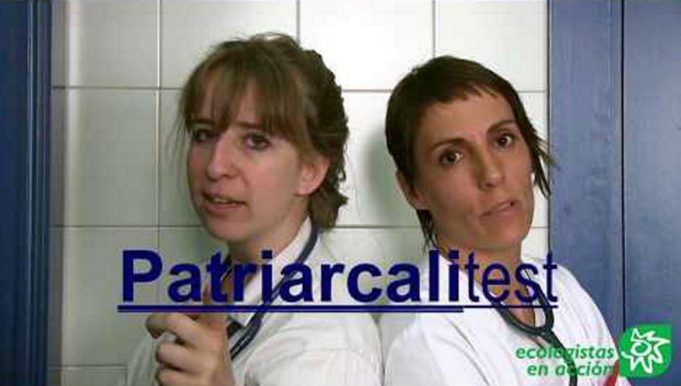 Patriarcalitest, una herramienta colectiva para las dolencias de género