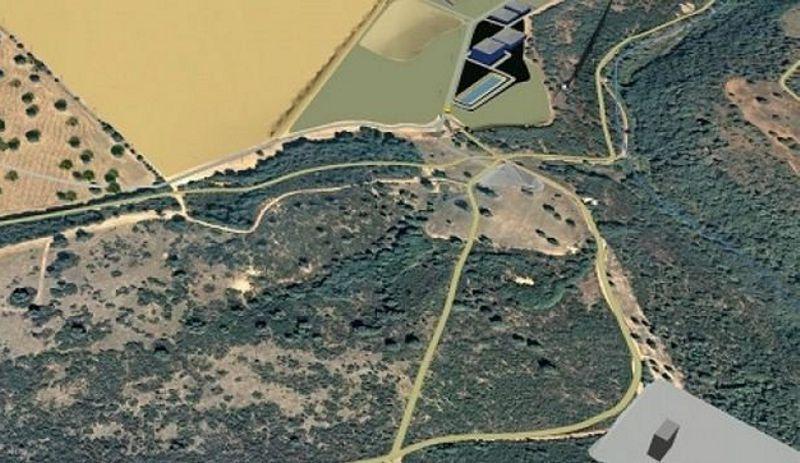Comienza la expropiación de terrenos para la mina de wolframio de Abenójar