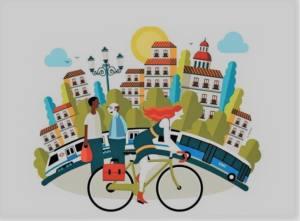 Por un mayor protagonismo de peatones y bicicletas en la Semana Europea de la Movilidad