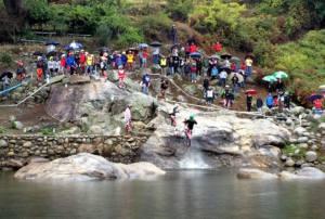 El trial de Candeleda podría poner en peligro la calidad del agua de la población