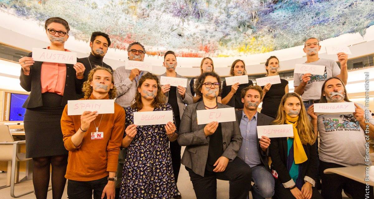 Piden al Gobierno que apoye el tratado vinculante sobre derechos humanos y empresas