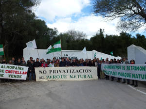 El PSOE prepara una cacicada en La Almoraima