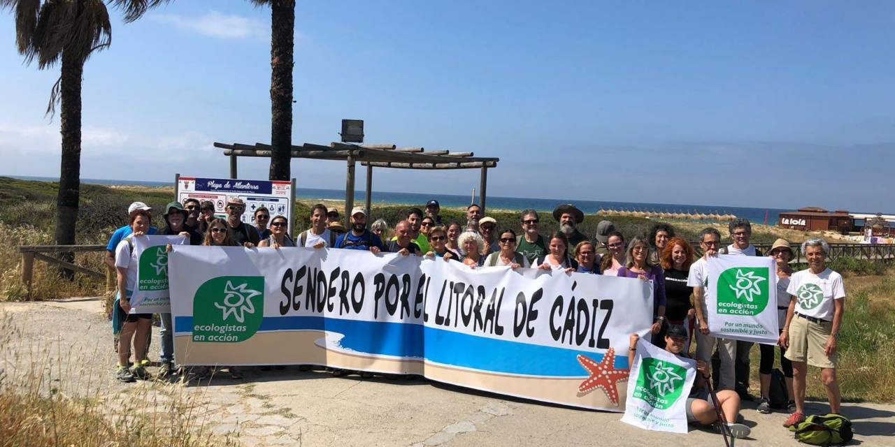 [Informe] Sendero del litoral Atlántico de la provincia de Cádiz