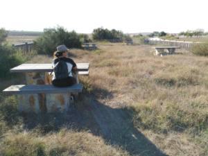 Abandono absoluto de la PuertaVerde de Sanlúcar de Barrameda a los Corrales de Rota
