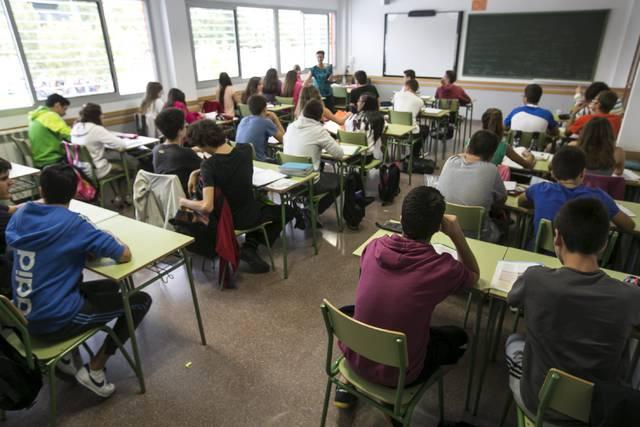Campaña de educación ambiental en Institutos de Secundaria