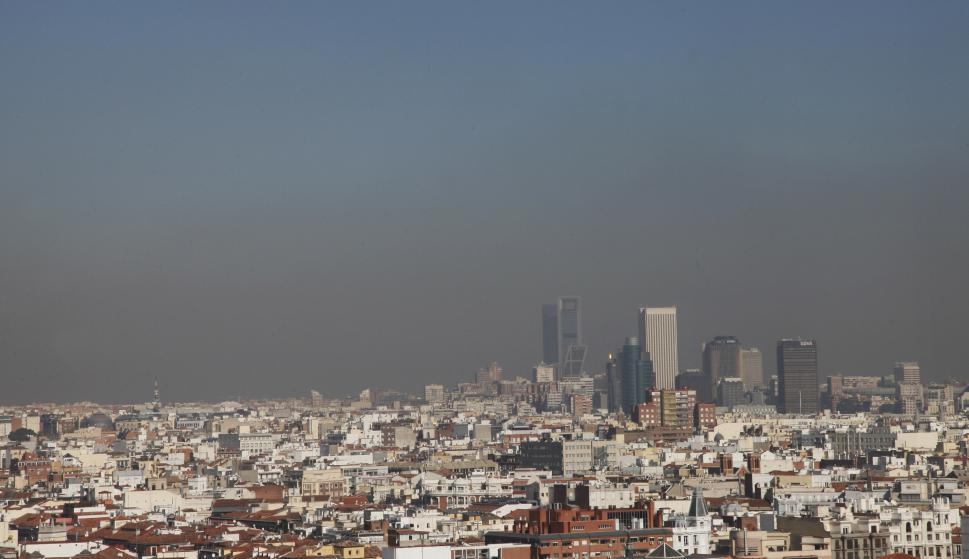 La Comunidad de Madrid soporta unos niveles de ozono que dañan la salud, los bosques y los cultivos
