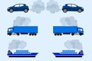 El uso de gas en el transporte no soluciona el cambio climático ni la contaminación del aire
