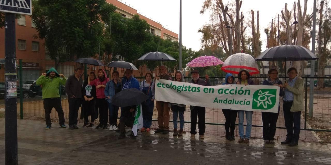 Reivindican zonas verdes y de juegos en Montequinto