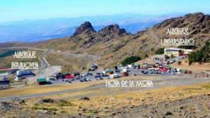 Oposición a la construcción del Centro de Visitantes en la Hoya de la Mora