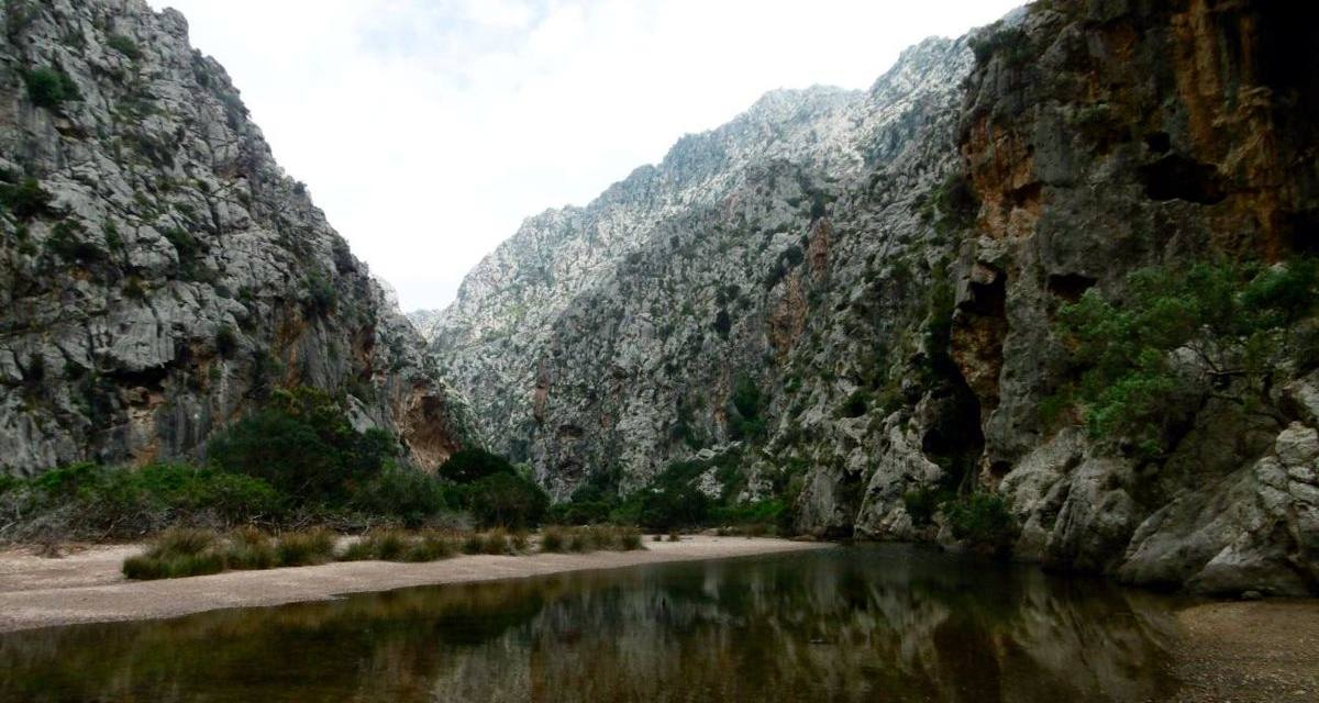 Se declaran nuevas reservas naturales fluviales en Islas Baleares