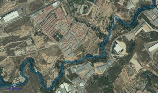 Demanem millores en l'itinerari senderista i ciclista pel riu Riquer