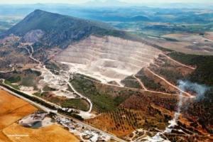 El TSJA mantiene la prohibición de actividad de canteras en zonas protegidas como la Sierra de Esparteros