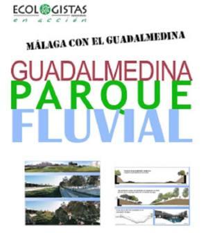 Proponemos un parque fluvial en el río Guadalmedina