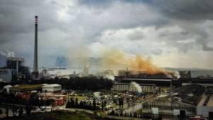Denuncian a la Junta ante el Ministerio de Sanidad por la calidad del aire en el Campo de Gibraltar