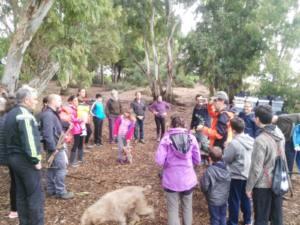 Celebramos el VI Día de la Bellota enel pinar deLa Dinamita