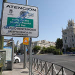 El conflicto sobre Madrid Central llega a Bruselas