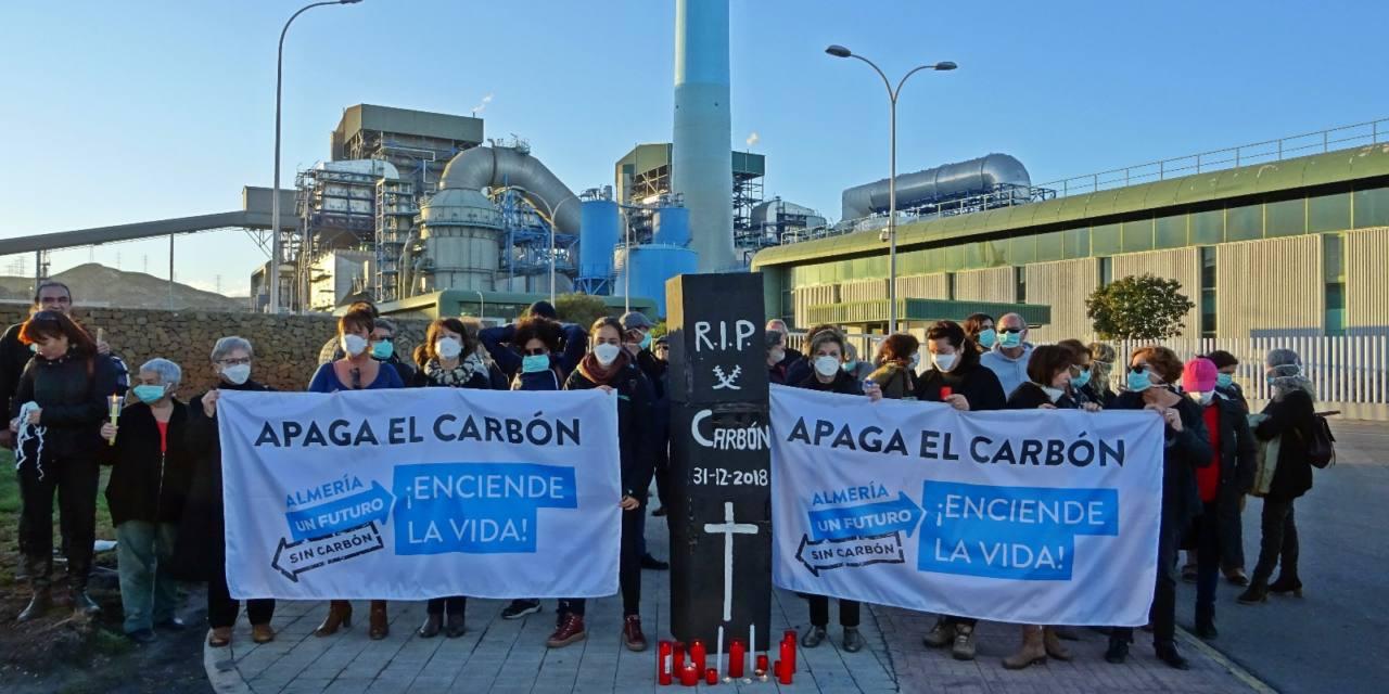 Lanzamiento de la campaña Europa, un futuro sin carbón
