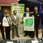 Al Parlamento europeo la usurpación y desaparición de vías pecuarias y caminos en Andalucía