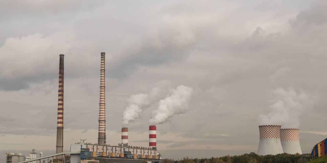 Las centrales de carbón responsables de costes sanitarios de 22.000 millones de € en Europa
