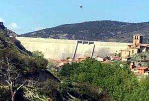 La presa de Enciso: un desastre, un fracaso, un riesgo