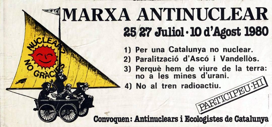 40 años de cartel ecologista