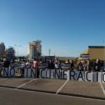 Escape de emisiones en la fábrica de cementos de Portland Valderrivas