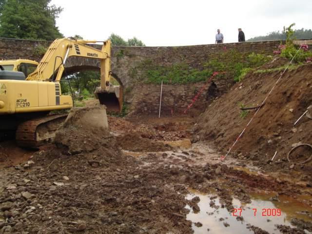Inundaciones y construcción de viviendas