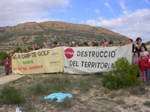 Otro año de reforestación reivindicativa en el Sabinar