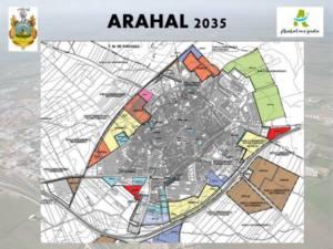 El Ayuntamiento de Arahal no recurre la sentencia que anula parte del planeamiento urbanístico