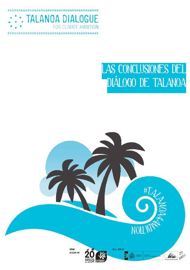 [Informe] Las conclusiones del Diálogo de Talanoa