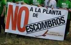 La Junta suspende una autorización de construcción de planta de tratamiento de residuos en Mingorría
