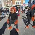 Orangutanes reclaman el fin del uso del biodiésel de palma