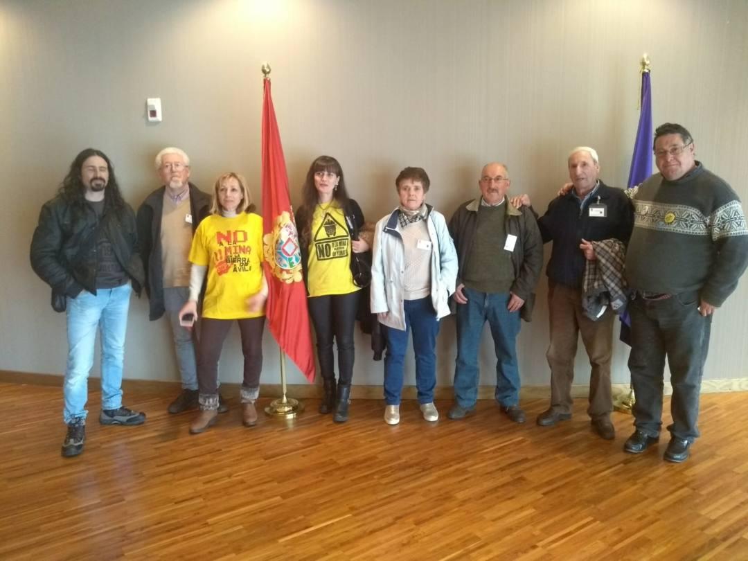 Ciudadanos se alinea con el PP para favorecer el expolio del medio rural de Castilla y León por parte de las empresas mineras