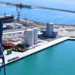 Depósitos de carburantes en el Puerto de Alicante