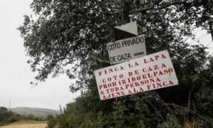 Guillena: La Caza en Las Lapas-Guillena se cobra la vida de un niño