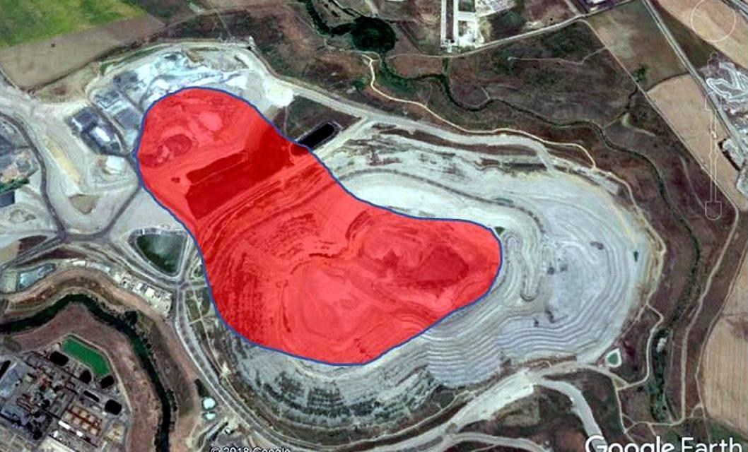 La mina Cobre las Cruces miente sobre los daños causados