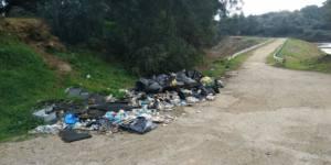 Nuevo punto de vertido de residuos en Los Barrios