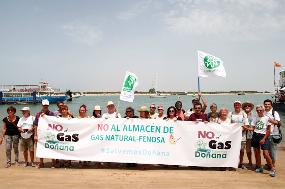 El gas natural, una bomba de relojería bajo nuestros pies