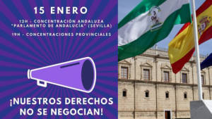 ¡Nuestros derechos no se negocian!