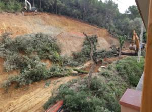 Els Jardins de Sa Riera protagonitzen una nova denuncia urbanística a Begur