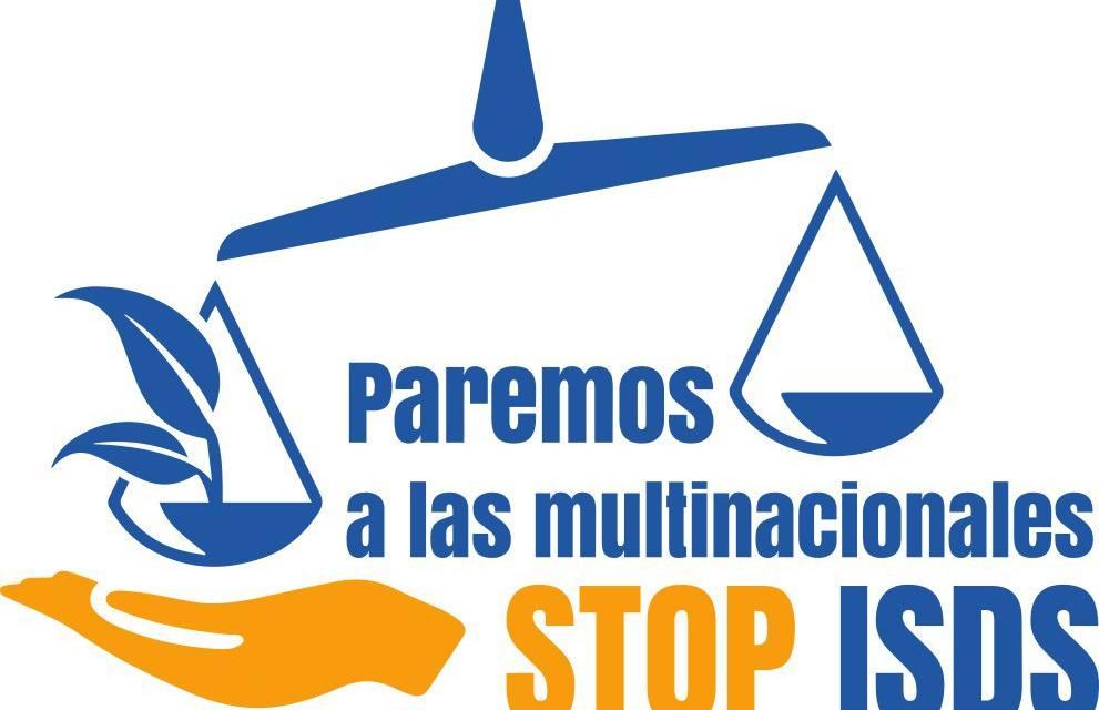 Campaña europea Paremos a las multinacionales. Stop ISDS