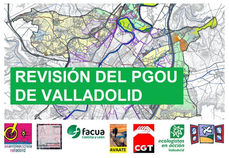46 propuestas para mejorar la Revisión del PGOU de Valladolid